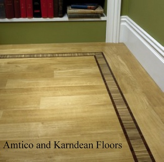 Amtico & Karndean floor cleaning in Cheshire