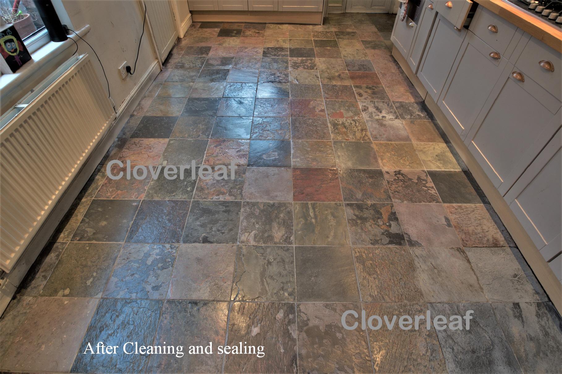 slate cleaning Macclesfield
