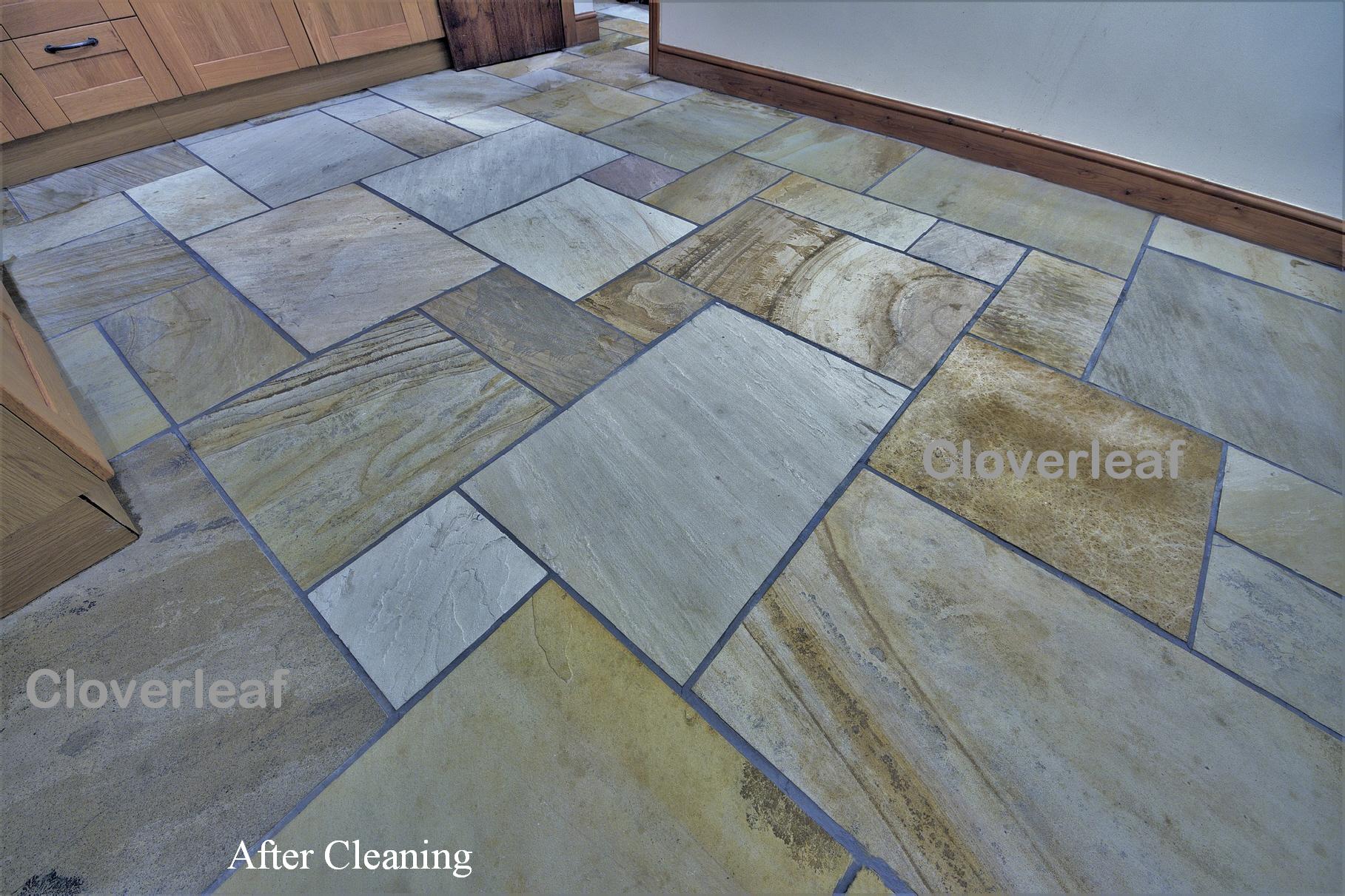 stone floor restoration Cheshire