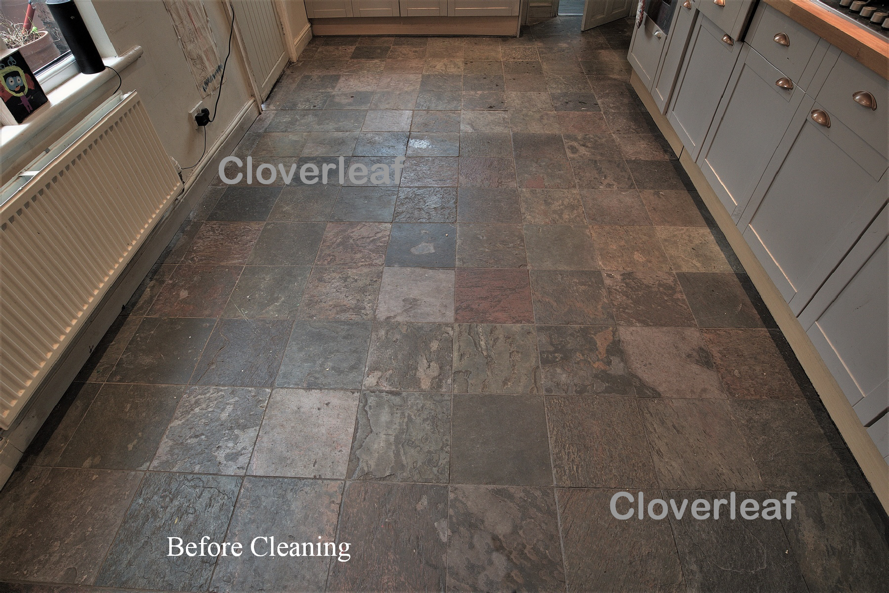 Slkate floor cleaning Macclesfield
