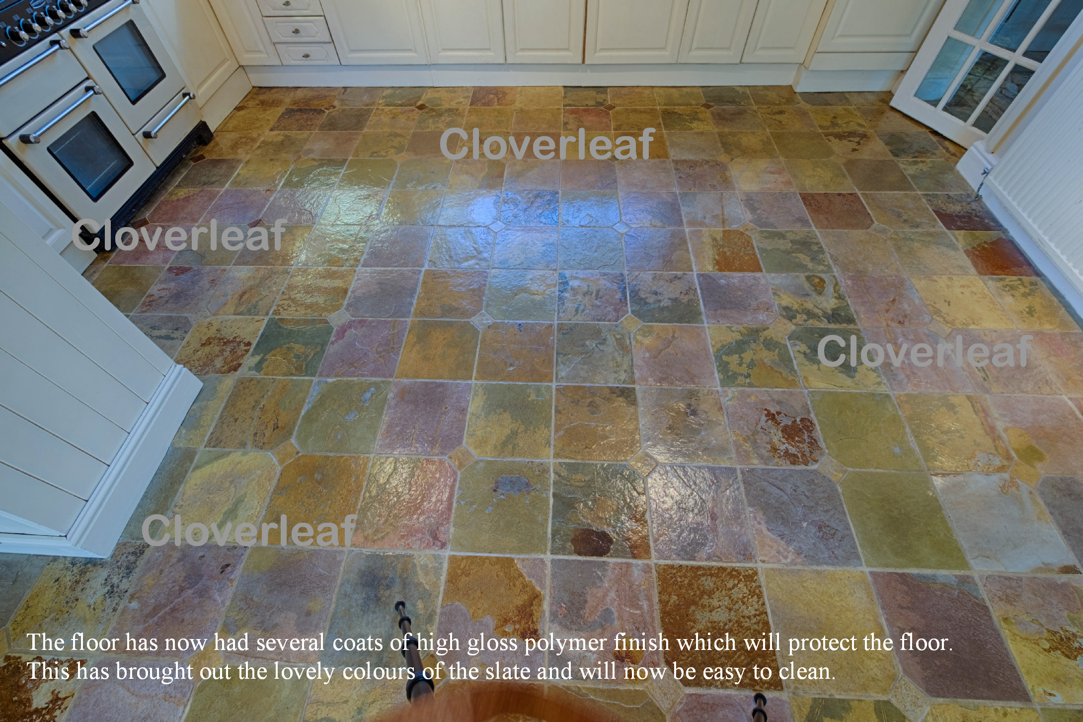How To Seal Slate Floor