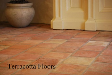 Terracotta floor cleaning Cheshire