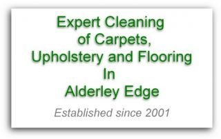 Carpet cleaning Alderley Edge