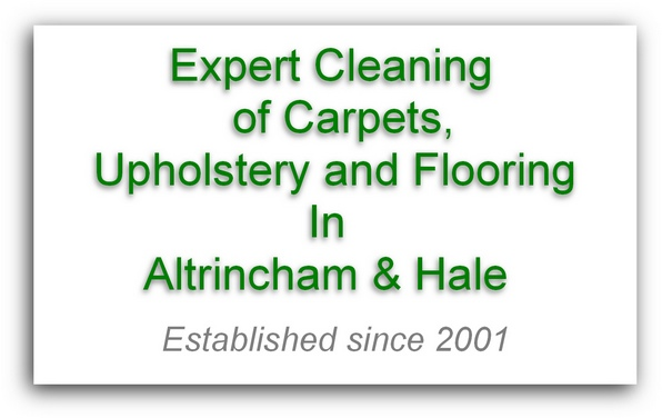 carpet cleaning Altrincham
