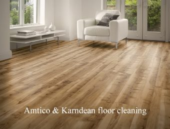 Amtico & Karndean floor cleaning