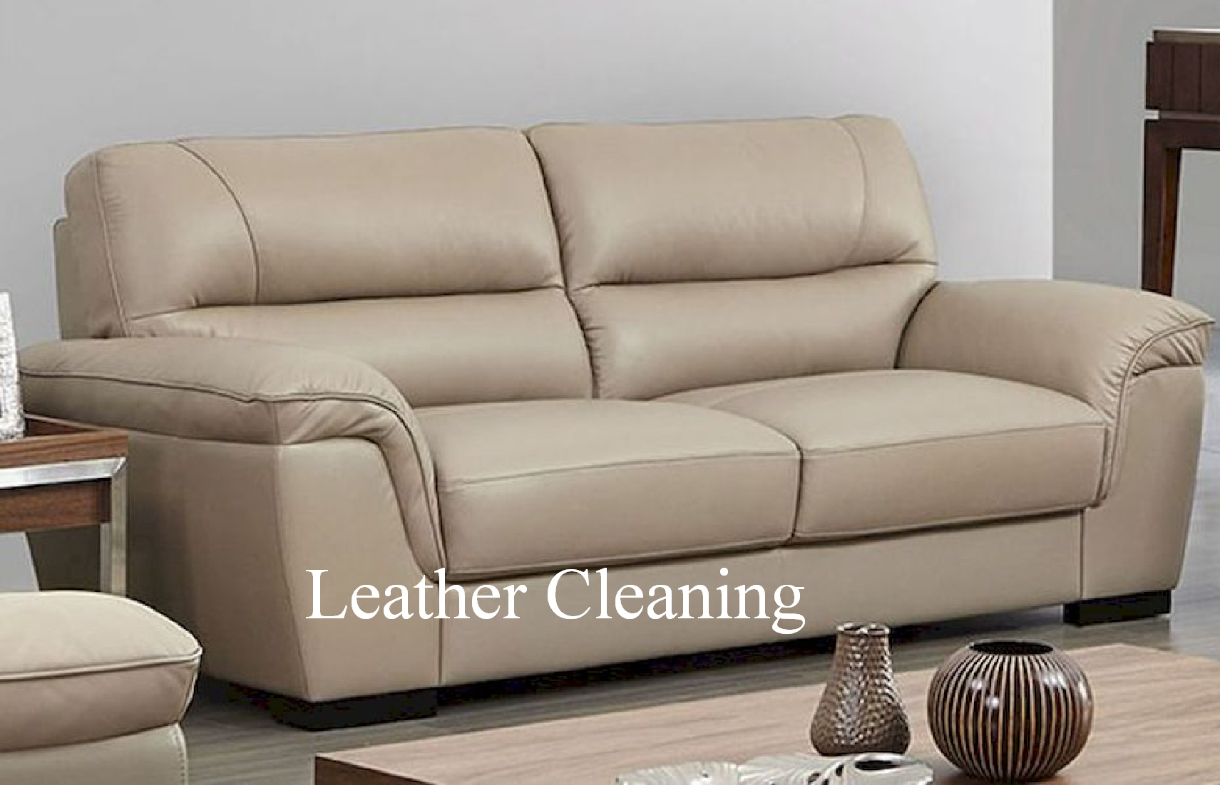 Leather cleaning service Knutsford