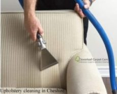 Upholstery cleaners Cheshire