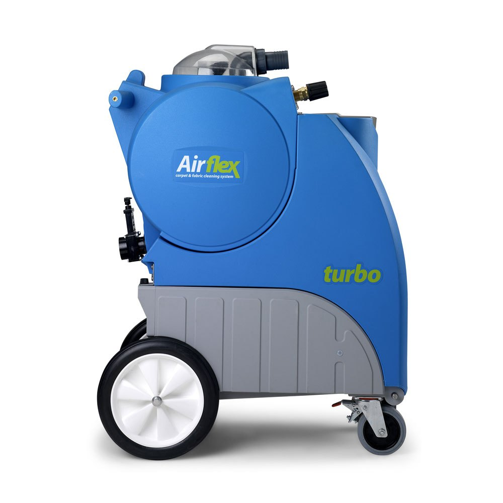 Airflex Turbo carpet cleaning machine
