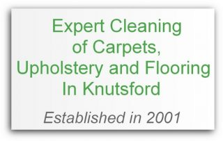 Carpet Cleaning Knutsford
