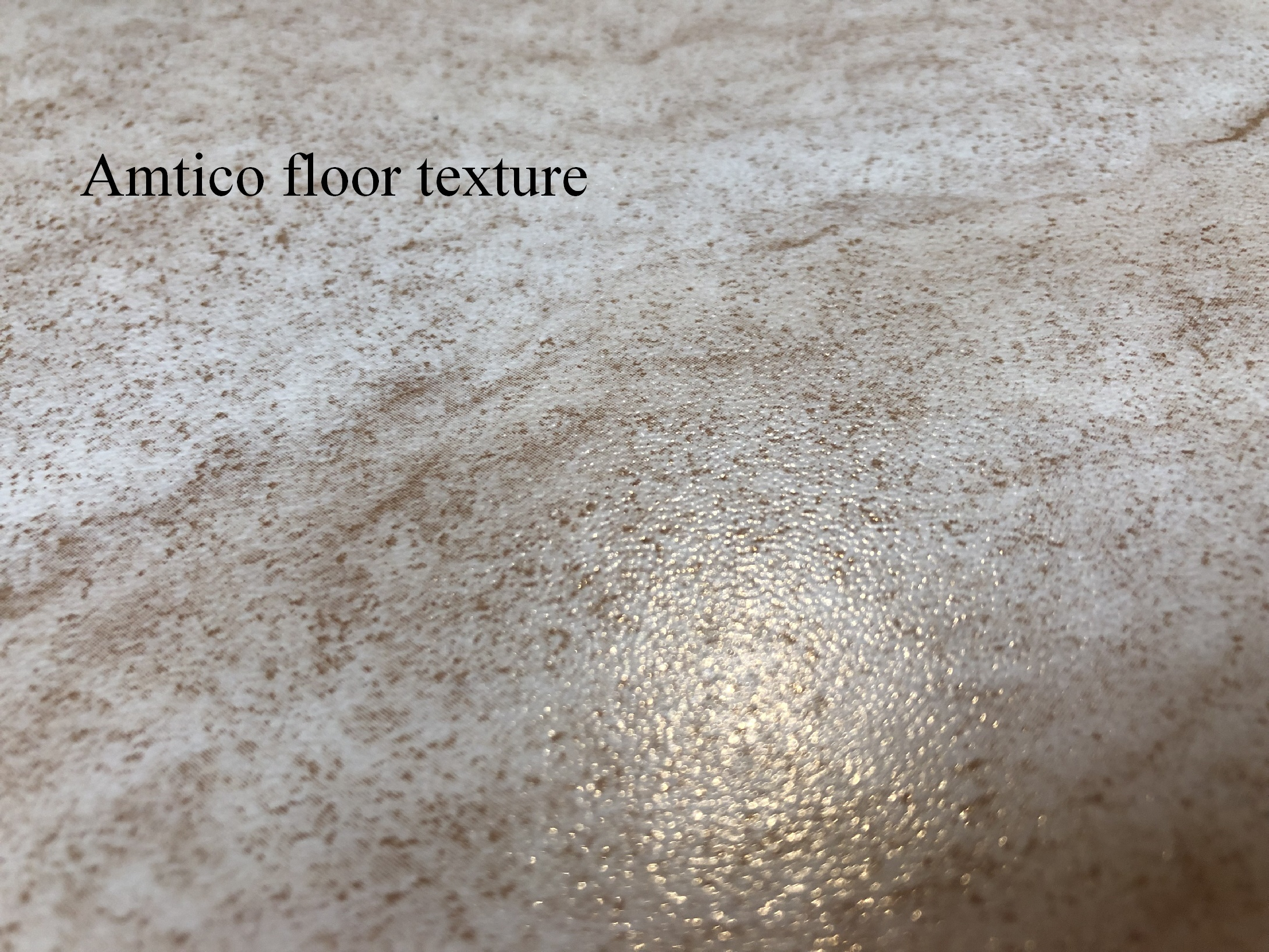 Amtico floor textured