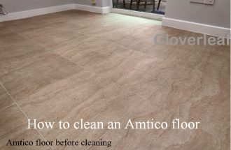 How to clean an Amtico floor