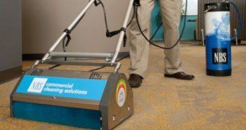 Carpet agitation machine CRB