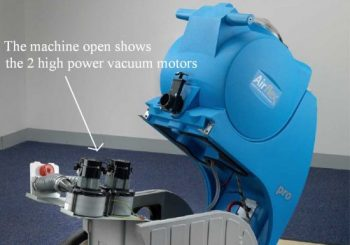 vacuum motors hot water extraction