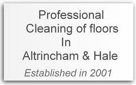 Floor cleaning Altrincham