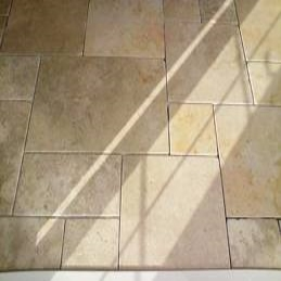 limestone travertine floor cleaning