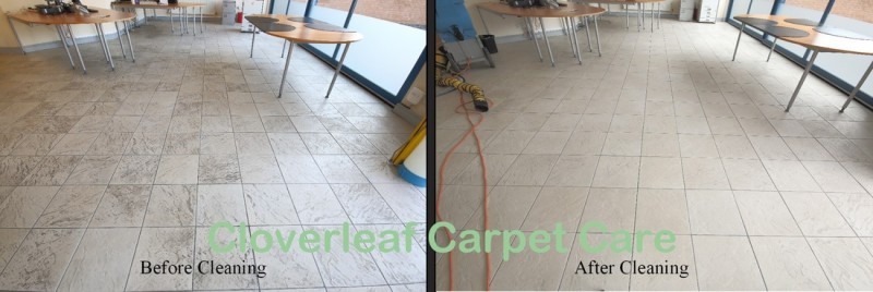 Cheshire floor tile cleaners