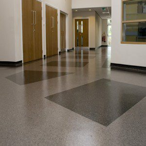 commercial floors cleaned