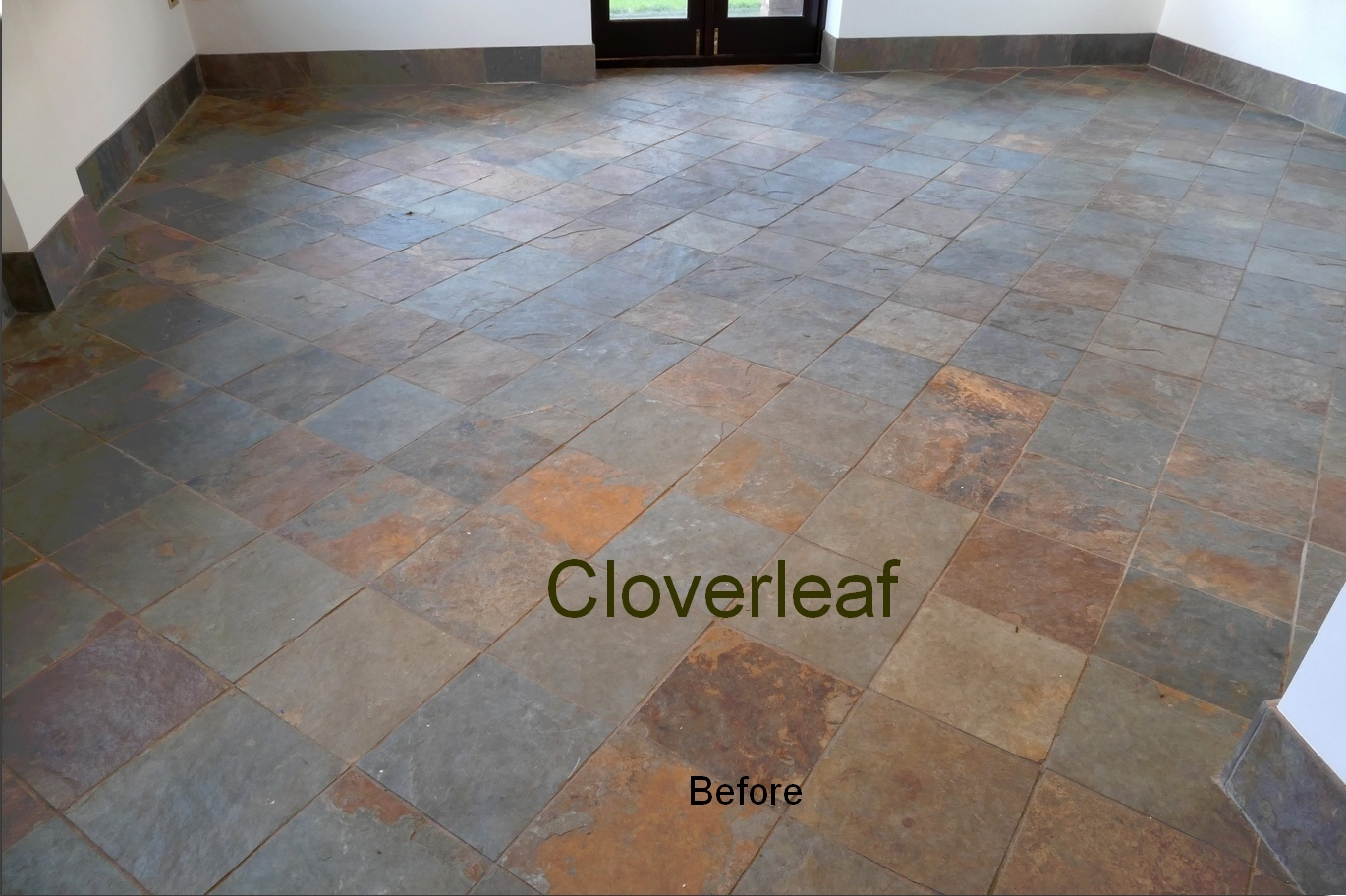 slate floor cleaning Wirral