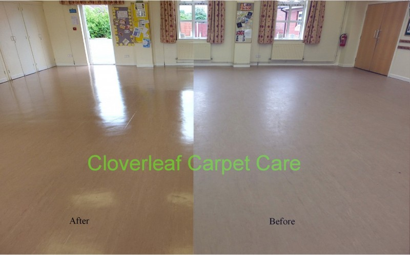Industrial Floor Cleaning Cheshire