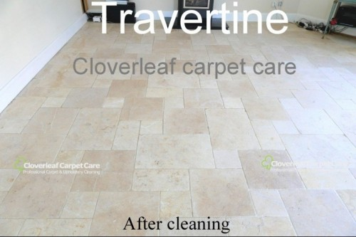 Travertine-floor-cleaned-sealed-cheshire