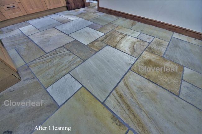 stone floor restoration Cheshire