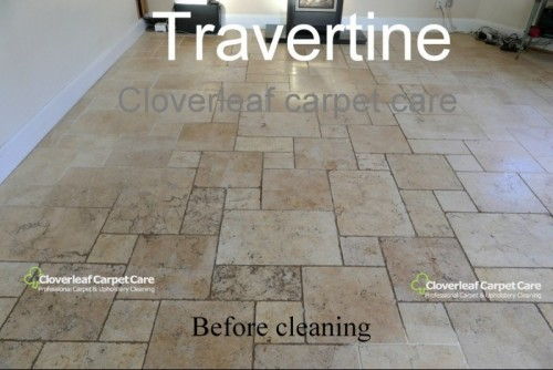 Limestone floor cleaning Cheshire