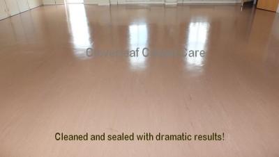 floor sealing cheshire