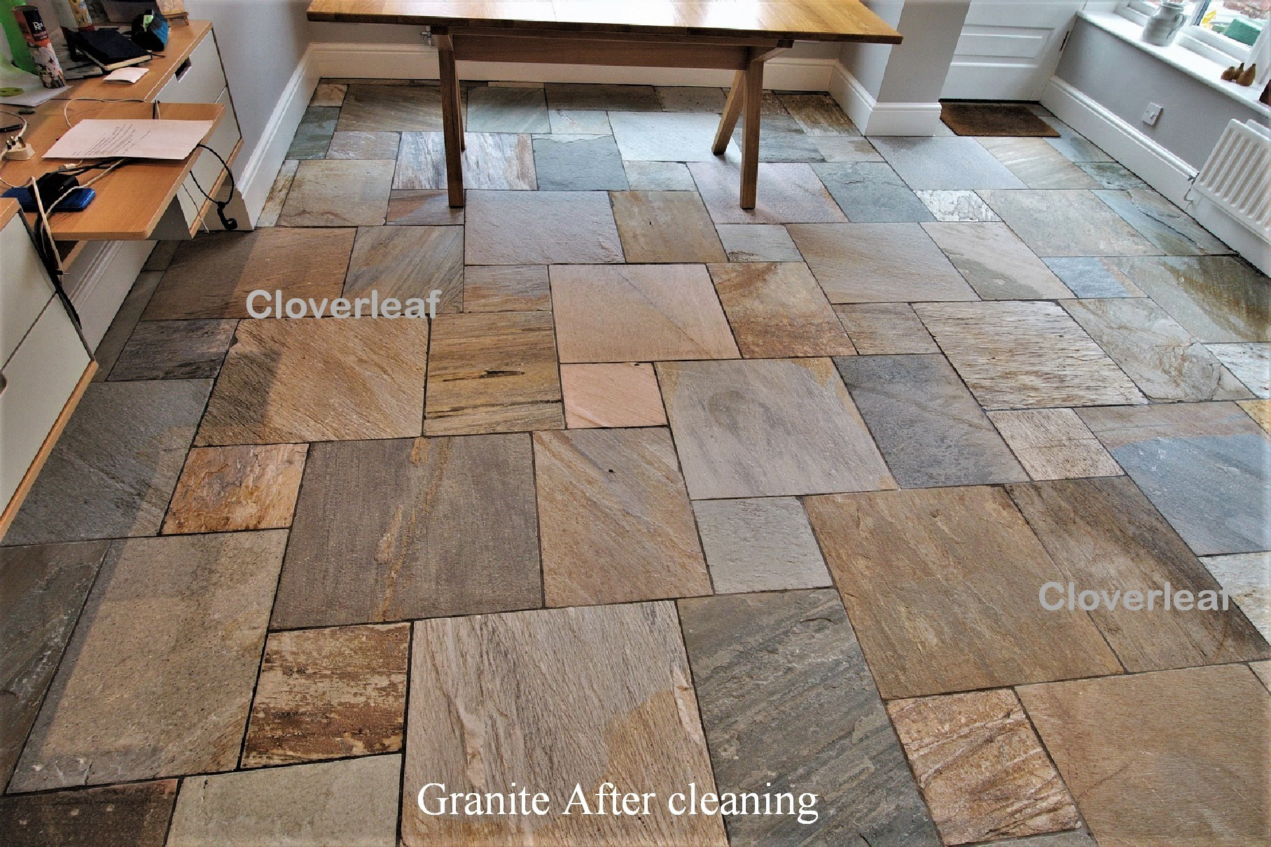 stone floor cleaning Altrincham