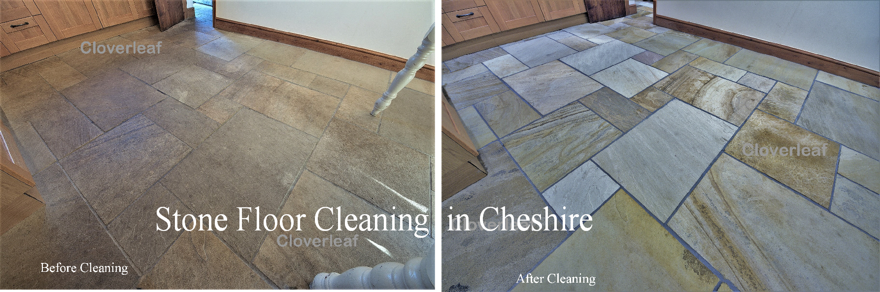 stone floor cleaning cheshire